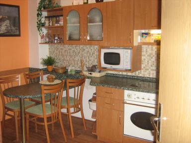Apartmány Rusava