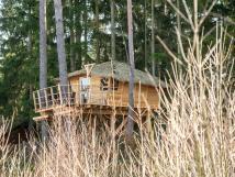 Treehouse Chrastná